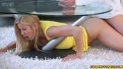 Bokep Mobile Brad bangs Alexis Fawxs pussy under the table 3gp