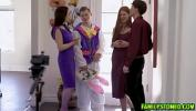 Film Bokep Stepmom and stepdaughter sharing the lucky studs big prick gratis